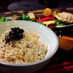34037949 - 玄米ご飯