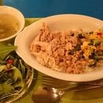 チャオチャオバンブー - ご飯ものランチ