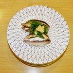 宇兵衛寿司 - 小いわし¥170