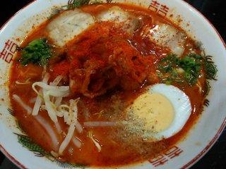 七福拉麺 - 正直いってお勧めしませんが変態メニューもあります(汗)