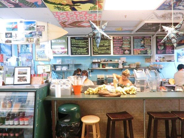 Diamond Head Cove Health Bar
