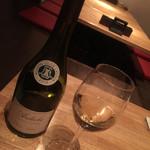 ワイン食堂TreTre - ルイ・ラトゥール・アルディッシュ(白ワイン)