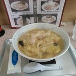 味乃 大久保 - 白菜塩ラーメン