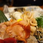 旬菜なんてん - 赤貝