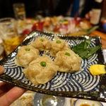 旬菜なんてん - 自家製しゅうまい 500円