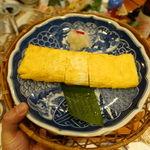 旬菜なんてん - 厚揚玉子 650円