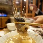 旬菜なんてん - あんこう鍋