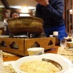 旬菜なんてん - あんこう鍋の雑炊