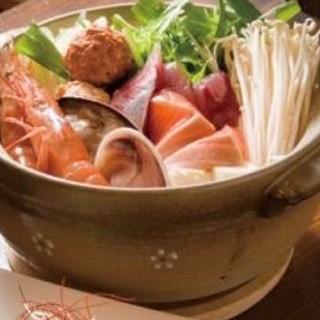 ◆宴会プラン◆旬の味覚をふんだんに使った料理を堪能◎