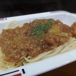 御徒町 六曜館 - カレースパゲッティ