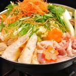 秋田名物!手作りきりたんぽ鍋