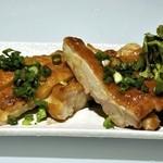 若鶏の仙台味噌焼き