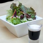 アッチャカーナ - サラダとプチグラッセ