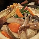 竹とんぼ - ヘルシーチャンコ鍋2014/12