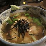 竹とんぼ - 鮭茶漬け2014/12