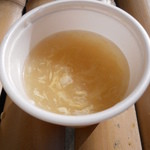 ベイサイド東京牧場 - スープ