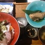 34054141 - 大漁盛海鮮丼1780円