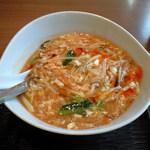 34055201 - サンラータン麺(1050円)