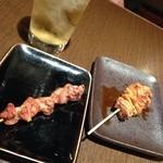 むさし 新栄店 - 串焼き