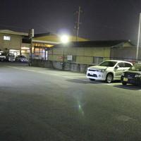 あたか飯店 - 60台収容の大駐車場p完備