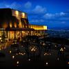レストランMORI - 外観写真:レストランの夜景2