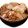 北海道味噌味噌漬け炙りチャーシュー麺
