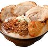 九州味噌味噌漬け炙りチャーシュー麺