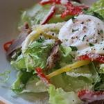 OTTO - 生ハムのシーザーサラダです。