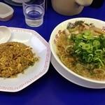 来来亭 - チャーハン定食