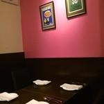 34061218 - ピンクの壁がキュート♡
