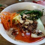 油揚げ - 羽田坦々麺