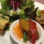 Waina - 前菜盛り合わせ