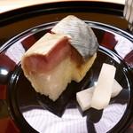 味 ふくしま - 鯖寿司
