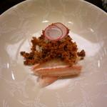 味 ふくしま - こっぺ蟹