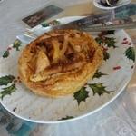 グリーン ゲイブルズ - りんごのパイ