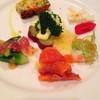 オリーブ亭 - 料理写真:前菜盛り合わせ
