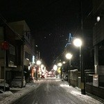 34067444 - 雪の川反通り