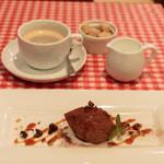 ブション・ドール - コーヒー チョコレートムース
