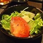 ステーキ  いぐち - サラダ
