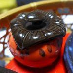 つきのほたる - 小さな柿の器