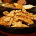呑み処 呑喜 - 豚バラたれ焼き