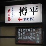 3407370 - 国分寺通りにある案内看板