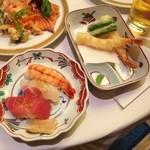 スイスホテル南海大阪 - お鮨と天麩羅♪