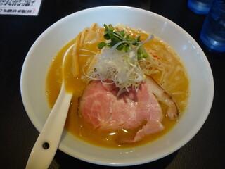 MEN-EIJI HIRAGISHI BASE - 札幌味噌eiji style 800円