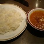 34076426 - Hセット(マトンカレー)750円(2015/01)