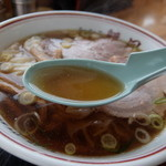 新月  - スープ