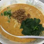 風の子ラーメン - 料理写真:担々麺¥820