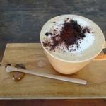 ゼルコーバ - チョコクッキーラテ