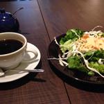 BLUCE - セットサラダとドリンク