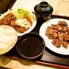 グリル ロン - 料理写真:ステーキ&ハンバーグ +牡蠣フライトッピング